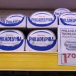 Сыр Филадельфия 1,70 евро 125 гр.