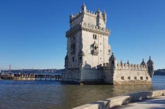 Башня Белем. Лиссабон