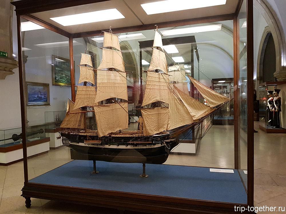 Музей ВМФ Португалии