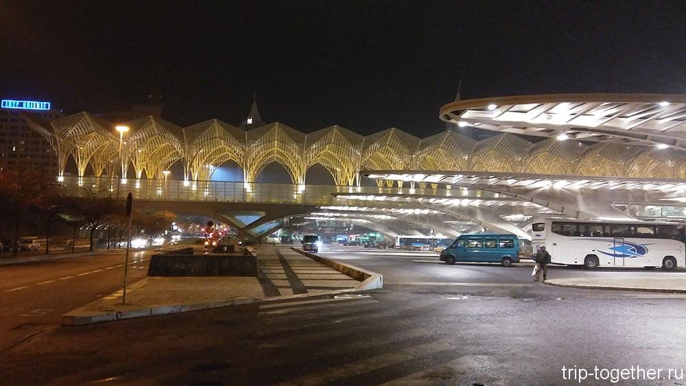 Вокзал Ориенте