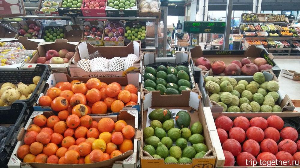 Рынок Рибейра в Лиссабоне