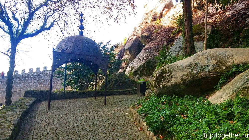 Замок мавров в Синтре