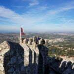 Замок мавров в Синтре, стоит ли зайти?