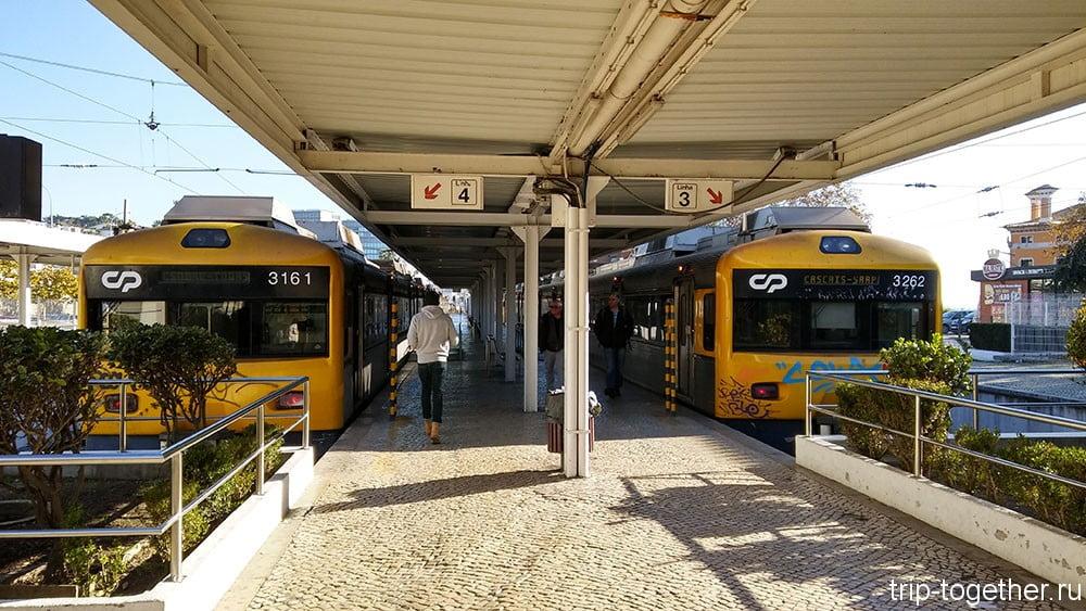 Железнодорожная платформа Кашкаиша.