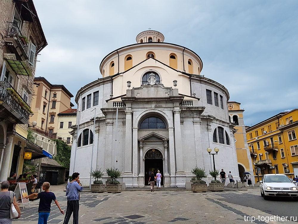 Риека. Кафедральный собор Святого Вита.