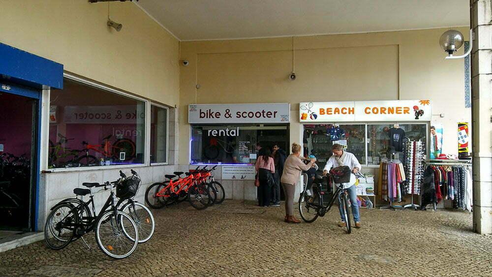 Аренда велосипедов на ж.д. станции Кашкаиш