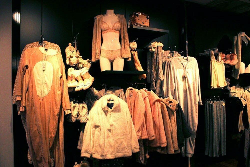 Домашние пижамы, Париж