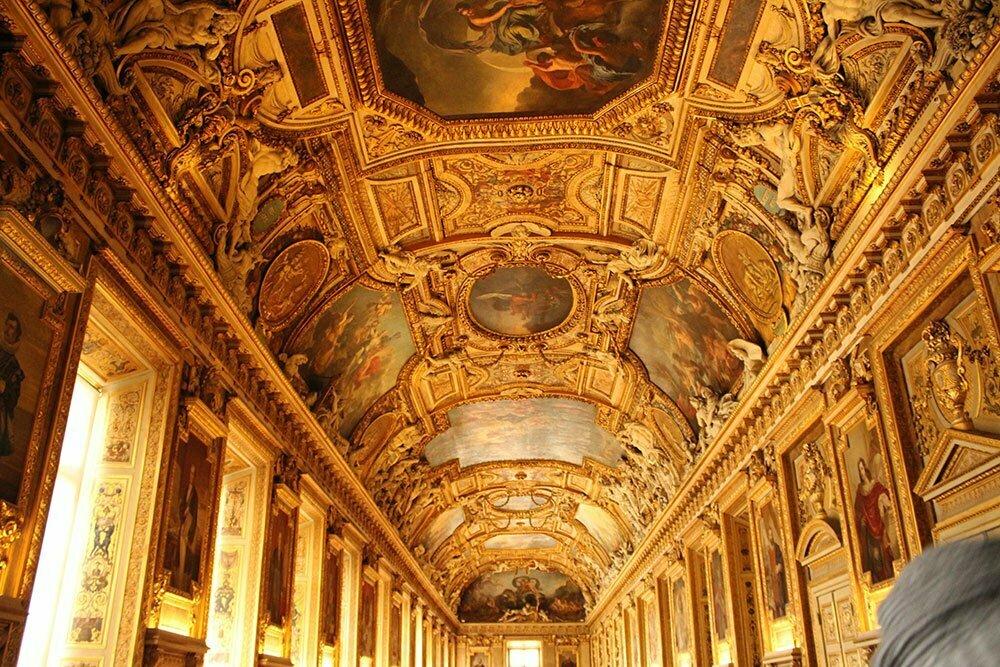 Сокровищница французских королей. Лувр