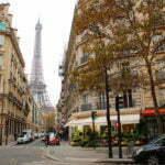 Осенние каникулы в Париже, отчет о самостоятельной поездке
