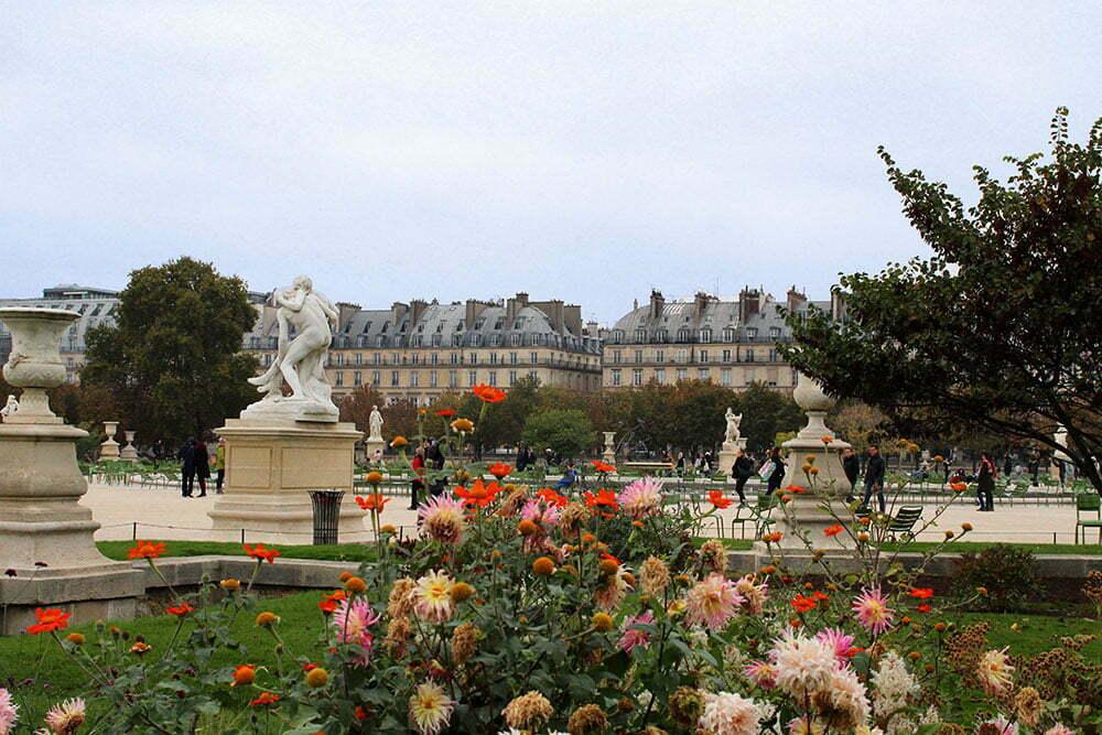 Сады Тюильри, Париж