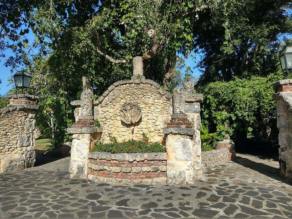 Альтос-де-Чавон. Доминикана.