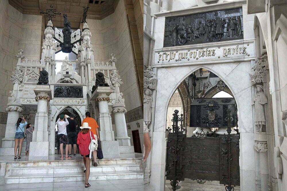 Гробница Христофора Колумба, Санто Доминго