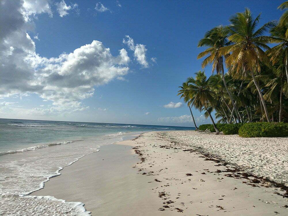 Пляж отеля Grand Memories Punta Cana