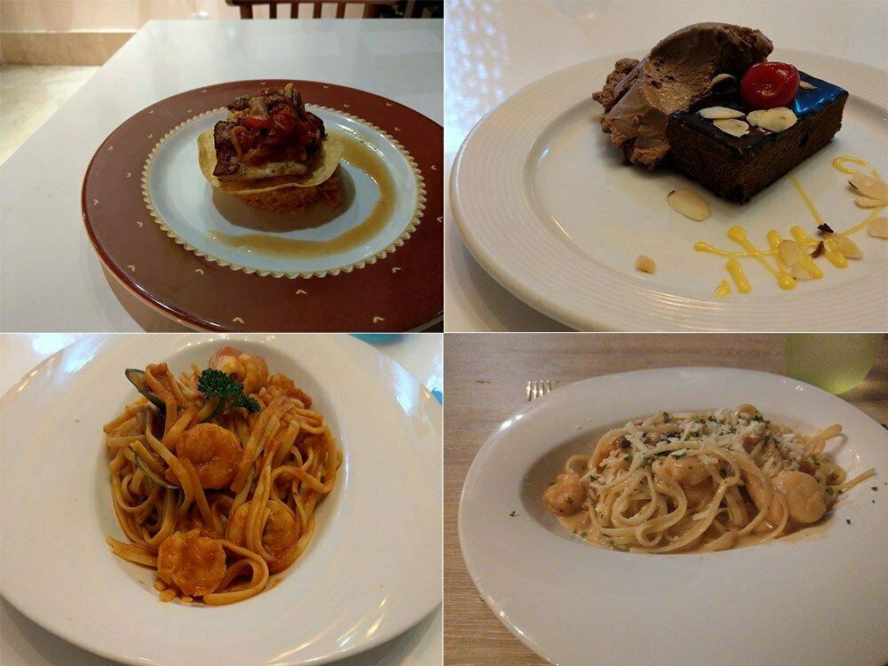 Еда в отелях Доминиканы