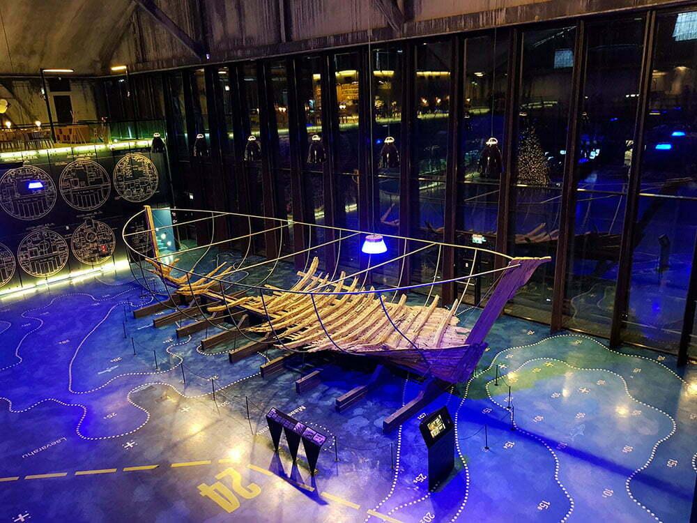 Самый древний эстонский корабль