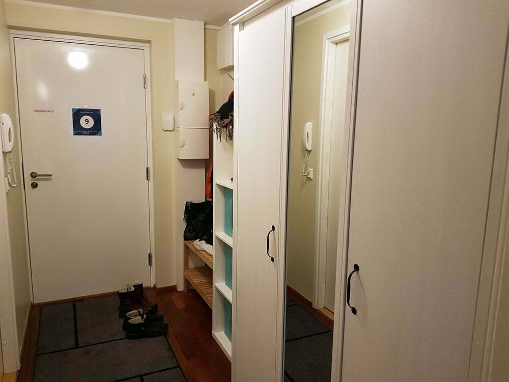 Апартаменты в Таллине в квартале Ротерманни