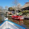 Сказочная деревня Гитхорн в Голландии