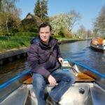 Управление лодкой Гитхорн