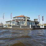 Smits Paviljonen - ресторан на озере
