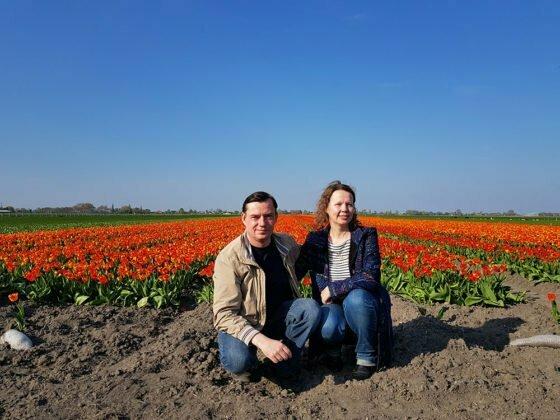 Шиковы в Голландии 2019 год.