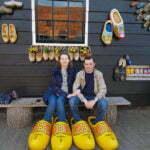 Зансе-сханс - национальные голландские башмаки