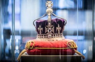Корона королевы Елизаветы (Великобритания)