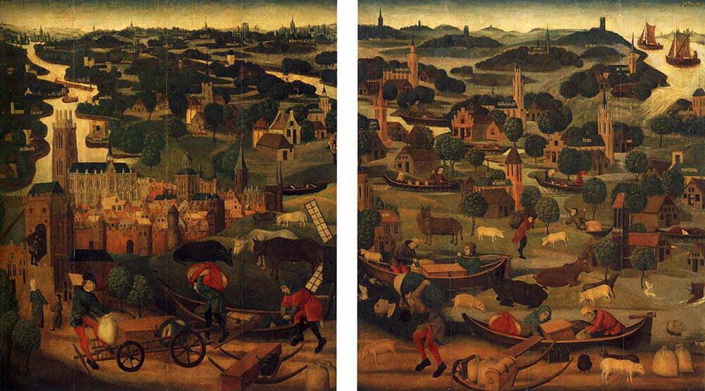 Наводнение святой Елизаветы в 1431 году