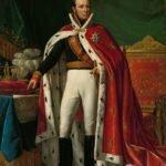 Портрет Вильяма I, короля Нидерландов, Иосифа Паелинка, 1819 г.