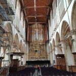 Церковь Святого Лаврентия - интерьер