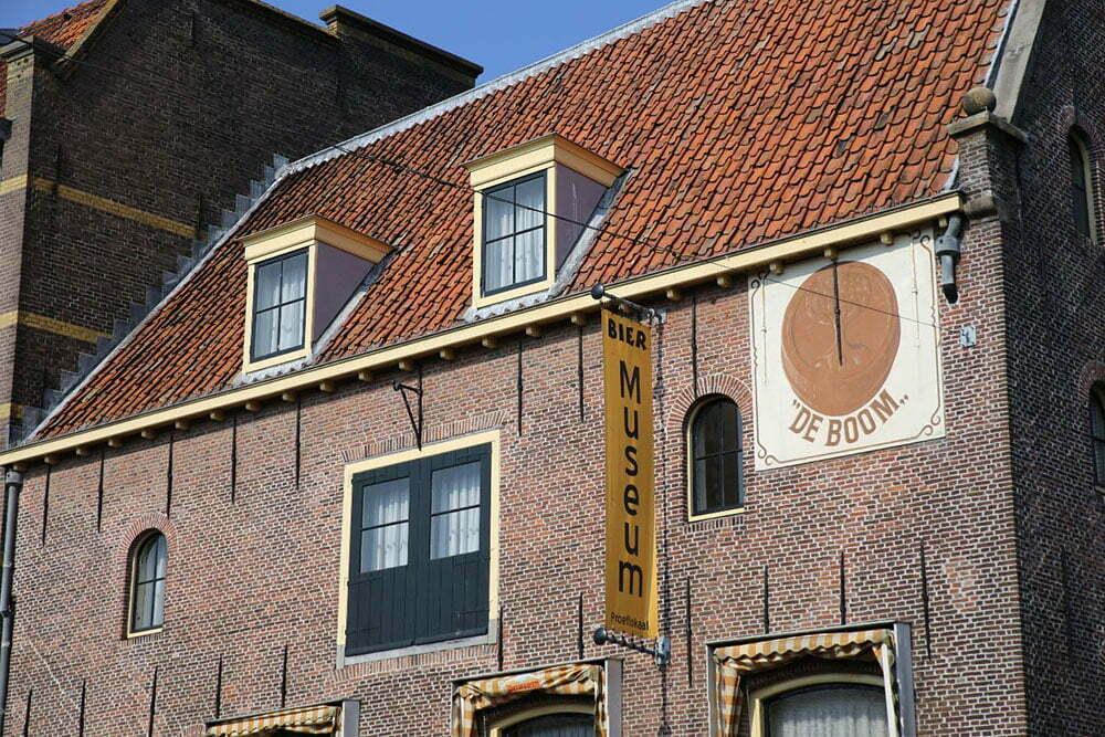 Музей голландского пива De Boom, Алкмар
