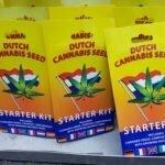Набор для выращивания марихуаны