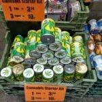 Цветочный рынок Амстердама - ассортимент