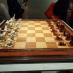Шахматы времен Второй мировой войны