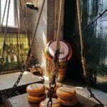 Waag - внутри весы для сыра