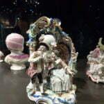 Фарфоровая статуэтка. Специальные коллекции, Рейксмузеум.