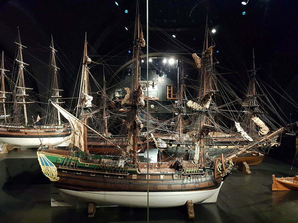 Модель корабля, специальные коллекции, Рейксмузеум