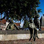 Памятник трем юнгам