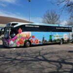 Экскурсионный автобус Заансе Сханс и парк Кёкенхоф