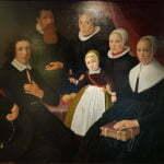 Портрет семьи промышленника из Заандама, Музей Заансе Сханс