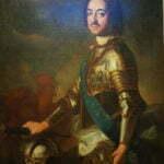 Портрет Петра I, музей Заансе Сханс