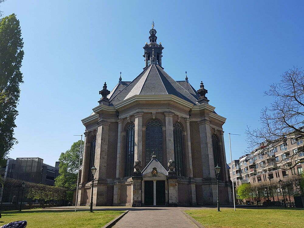 Nieuwe Kerk, Гаага