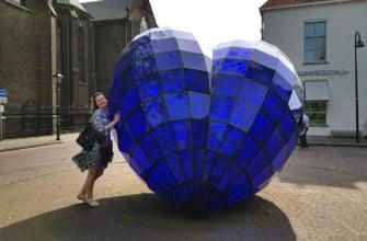 Синее сердце Делфта