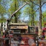 Бургеры в Гааге