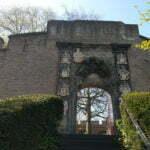 Бурхт - вход в форт