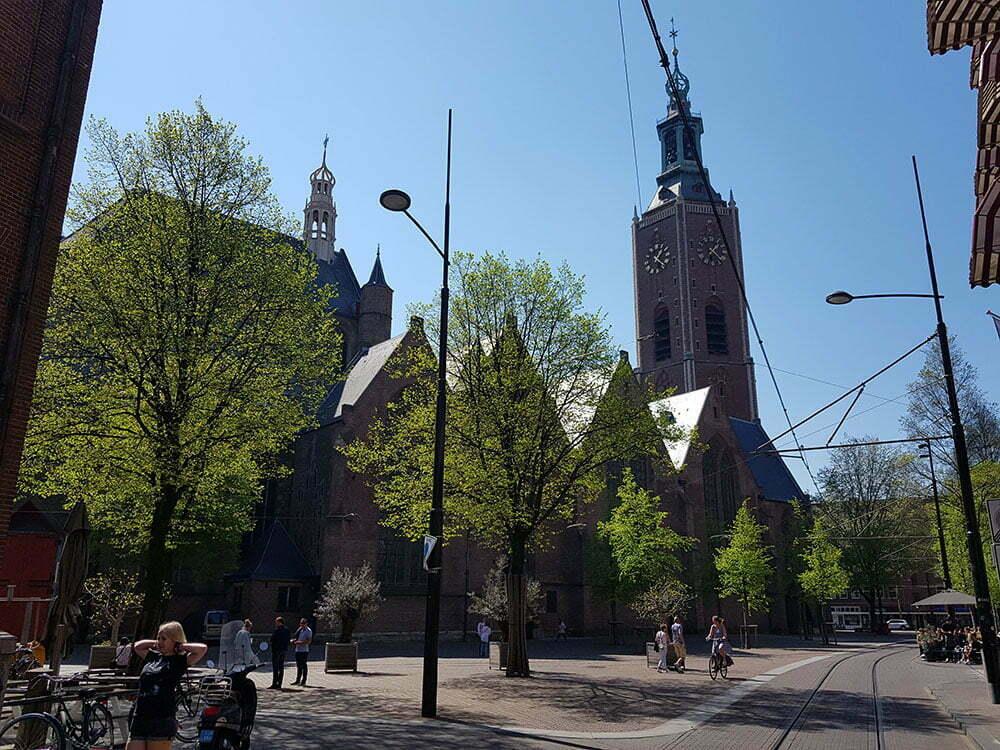 Церковь Святого Иакова. Гаага.