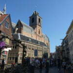 Hooglandsekerk, Лейден