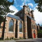 Peterskerk с другой стороны