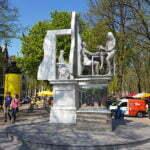 Памятник Йохану Рудольфу Торбеке