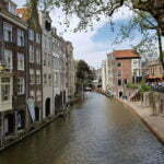 Старый канал Утрехта