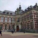 Здание университета на Domplein